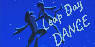LEAP DAY DANCE PARTY!!!!