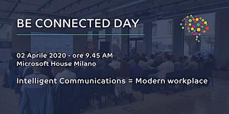 BeConnected day 2020 biglietti