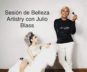 Sesión de Belleza Artistry con Julio Blass tickets