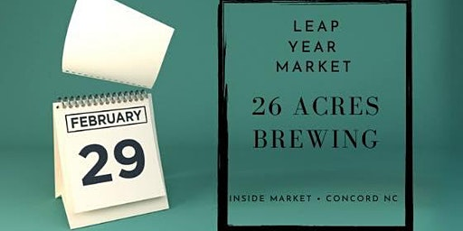 Leap Year Market at 26 Acres