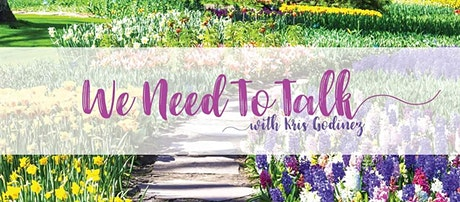 We Need to Talk with Kris Godinez Live! - Manchester tickets