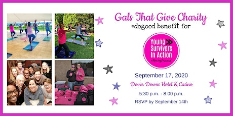 #dogood Benefit for Young Survivors in Action - DBCC tickets