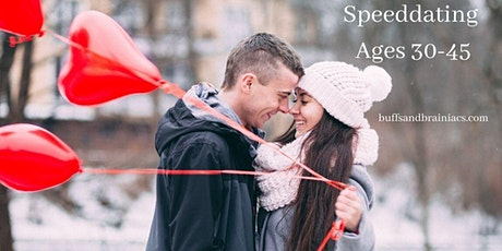 NYC Speed Dating Party Singles 30-45 tickets