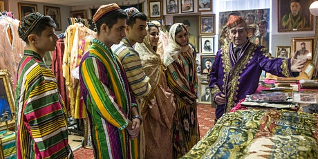KUGEL: Jewish Silk Road Tours™: Bukharian Community Tour in Rego Park tickets