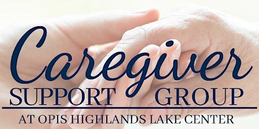 Caregiver Support Group - Lakeland, Opis Highland Lake Center