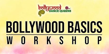 Mississauga Bollywood Beginner Basics Workshop tickets