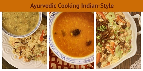 Ayurvedic Cooking / Indian-Style tickets