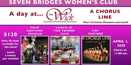 Women's Club Theatre Day at The Wick tickets