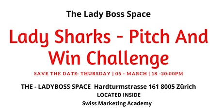 Lady Sharks - Pitch And Win Challenge tickets