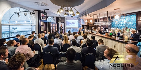 Square Mile Property Meet - How to Mitigate Risks and Save you Thousands in Property Investing tickets