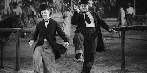 Learn the Laurel and Hardy Routine from Way out West