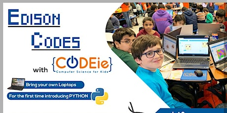 4th Coding Bootcamp for kids- Gr 3rd to 9th tickets