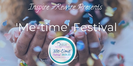 'Me-time' Festival tickets