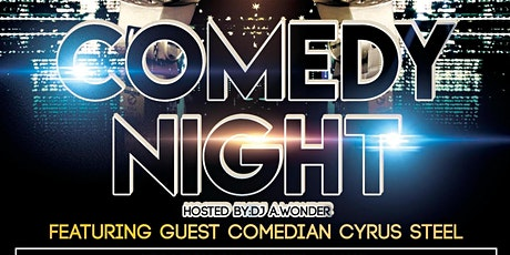 SOLD OUT - Dinner and a Comedy Show tickets