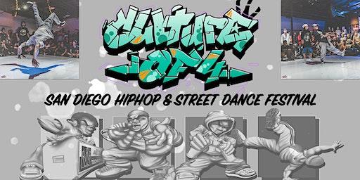 CULTURE OF 4: Hip Hop Cultural Festival (Dance, Music, Art, Vendors & more)