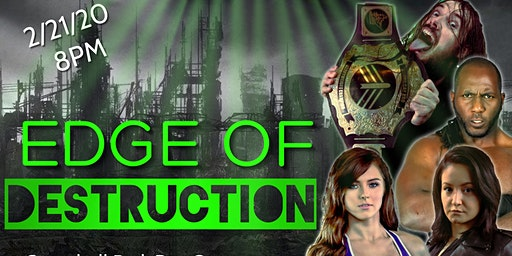 "Tampa Bay Pro Wrestling presents ""Edge Of Destruction"""