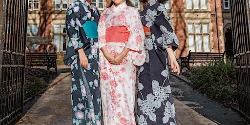 Sakura Festival in Leeds