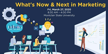 AMA New Jersey Conference: What's Now & Next in Marketing tickets