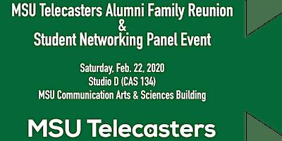 2020 MSU Telecasters Student & Alumni Networking Event (Alumni RSVP)