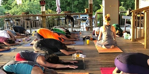 Long, Slow, & Deep Beer Yoga | Krafty Draft