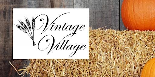 Vintage Village Expo