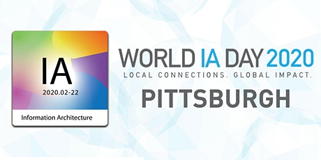 World IA Day 2020 Pittsburgh tickets