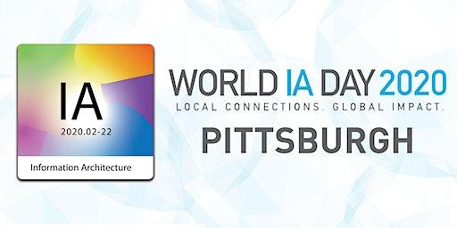 World IA Day 2020 Pittsburgh