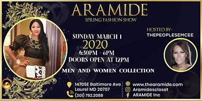 ARAMIDE Fashion Show