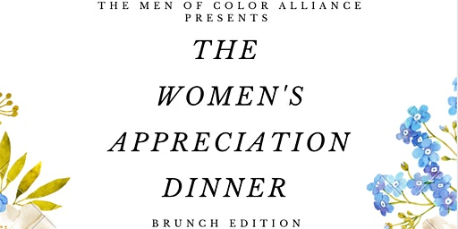 Women's Appreciation Dinner