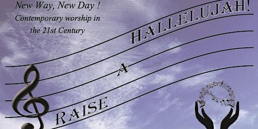 RAISE A HALLELUJAH!