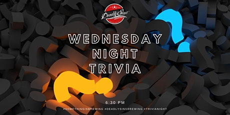 Wednesday Night Trivia tickets