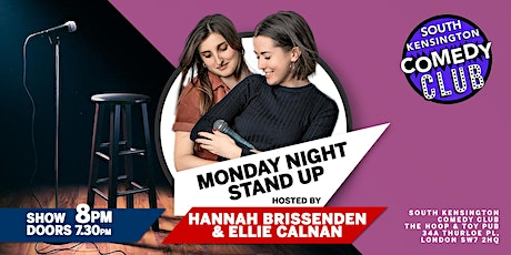 Stand Up Comedy Monday tickets
