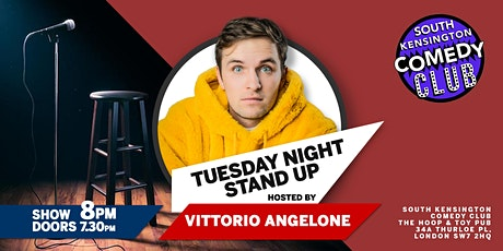 Stand Up Comedy Tuesday tickets