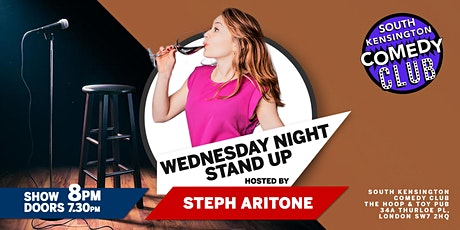 Stand Up Comedy Wednesday tickets