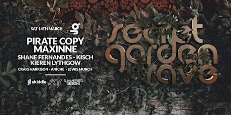Secret Garden Rave - Manchester tickets