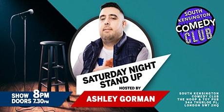 Stand Up Comedy Saturday tickets