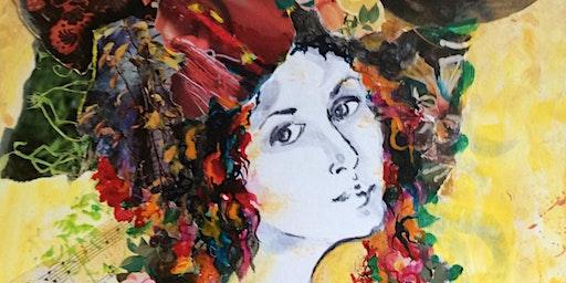 INSPIRE - Multi Female Artist Exhibition - Opening Event