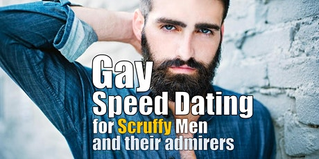 Gay Speed Dating for Scruffy Guys - Fri 3/20 tickets