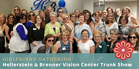 Hellerstein & Brenner Vision Center Trunk Show 5-7 tickets