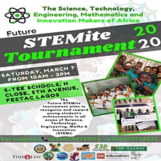 Future STEMite Tournament tickets