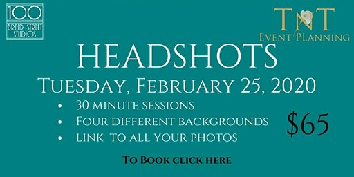 Heads Shots with TNT Events