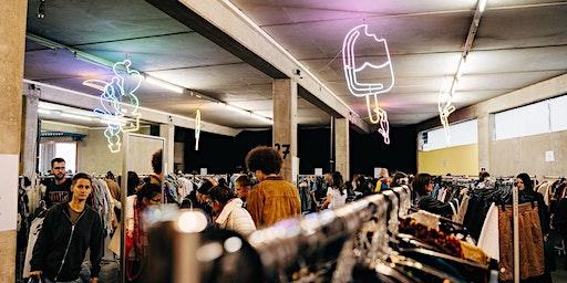BeThrifty Pop Up Store - Lendpavillon Graz