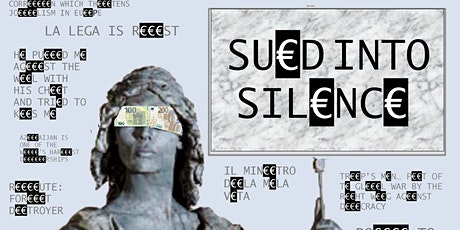 Sued into Silence: Privatised Censorship and the Rise of SLAPPs tickets
