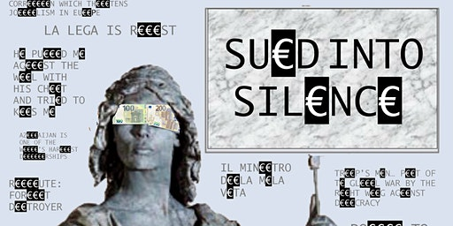 Sued into Silence: Privatised Censorship and the Rise of SLAPPs