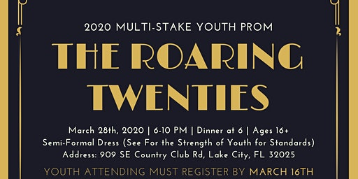 2020 Multi-stake Youth  prom