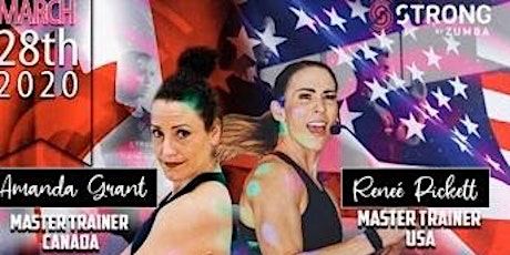 STRONG BY ZUMBA MASTER CLASS tickets