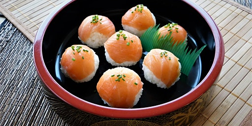Lilian's Kitchen Sushi Cookery Class