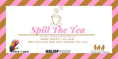 Spill The Tea Women's Brunch tickets