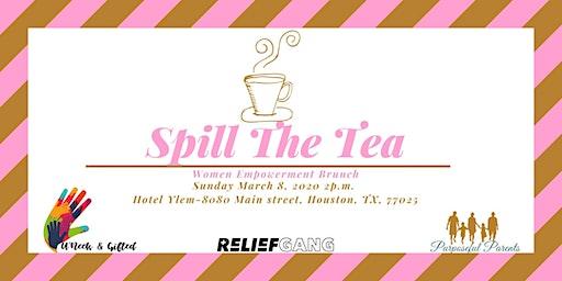 Spill The Tea Women's Brunch
