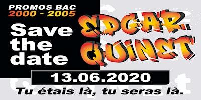Retrouvailles 2020 - Lycée Edgar Quinet